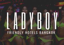 Ladyboy Friendly Hotels in Bangkok